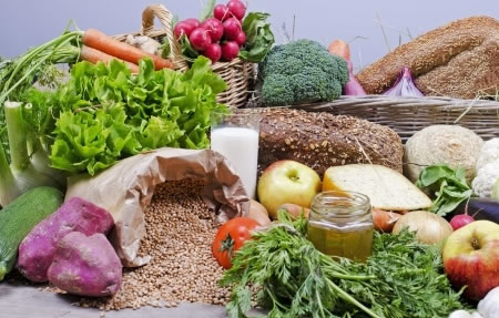Whole Food Diet - Nutrition