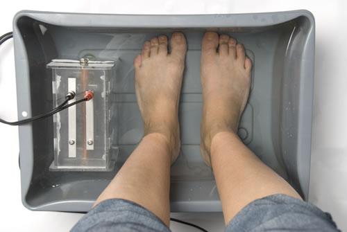 Ion Cleanse Foot Soak Lockport, NY